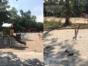 Новото приказно кътче на Пловдив на финалната права СНИМКИ