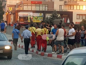 Протестиращи нападнаха трима роми в Асеновград СНИМКИ