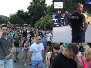 Жандармерия обсади ромската махала в Асеновград! ВИДЕО от щурма