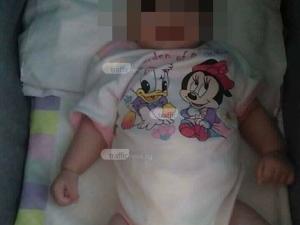 Бебе стана цялото на петна и започна да повръща от мляко, купено от магазин в Кючука ВИДЕО+СНИМКИ