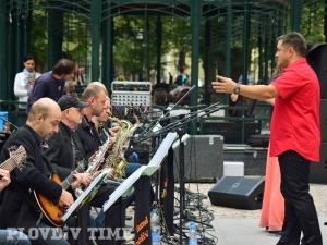 Джаз концерт на открито ще зарадва пловдивчани утре вечер