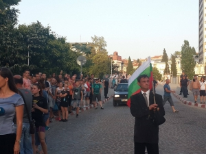 Асеновград скара ДПС и патриотите