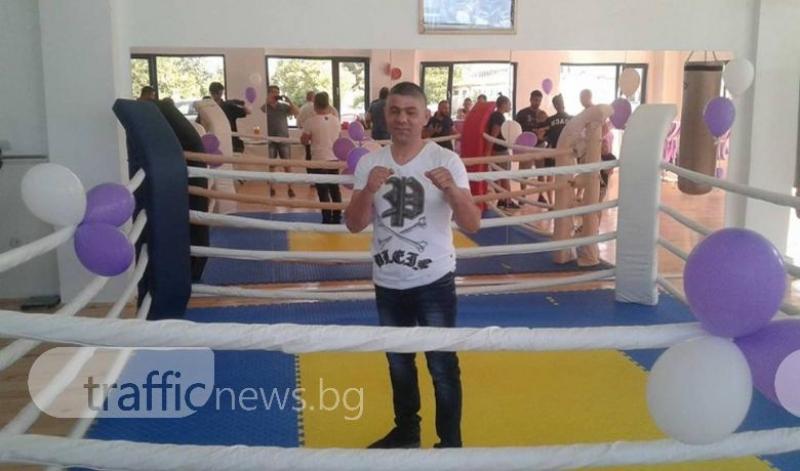 Сашо Христов показа истинско боксово бижу СНИМКИ