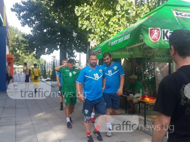 Кривия и Електричката за Аян: Голям човек и футболист ВИДЕО