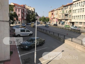 Асеновград се стяга за протеста, полицаите вече са на крак СНИМКИ