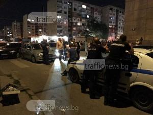 Тълпата в Столипиново се разотиде, мислили, че рокери и ултраси идват СНИМКИ+ВИДЕО