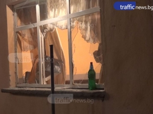 Ето какво остана след стрелбата с шестима ранени в Шекер махала ВИДЕО