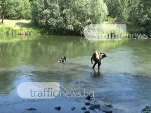 Момче се удави в язовир край Пловдив