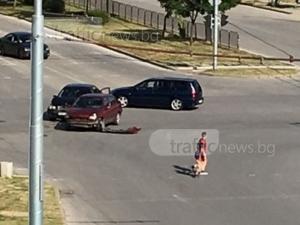 2-годишно дете е пострадало при катастрофата вчера в Тракия