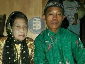 16-годишен се ожени за 71-годишна баба, преди това заплаши да се самоубие СНИМКИ