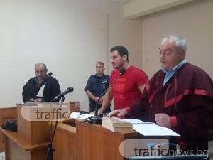 Оставиха Перата в ареста, адвокат и прокурор се скараха в съда СНИМКИ+ВИДЕО
