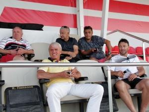 Крушарски подбира играчи на турнир за свободни агенти СНИМКИ