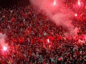 Ултраси на Партизани не стигнаха до мача с Ботев Пловдив, върнаха ги от границата