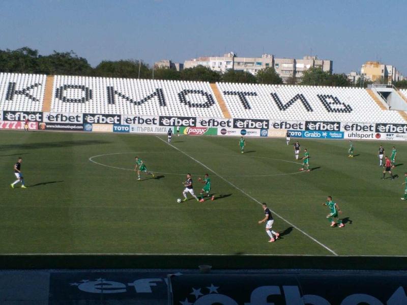 Локо се представи с 4:0 срещу Оборище