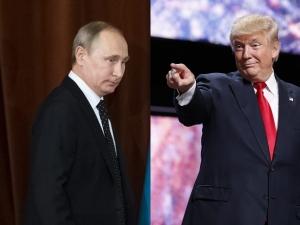 Тръмп и Путин се срещат на четири очи днес