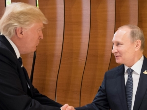 Путин и Тръмп мълчат след срещата в Хамбург
