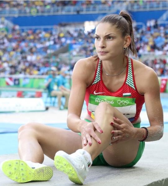 Габи Петрова отива на Световното в Лондон