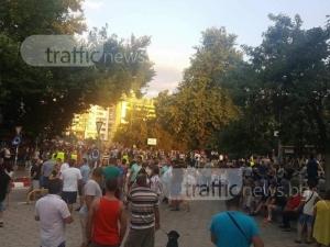 Асеновград спира протестите за две седмици, полиция ще охранява битите спортисти