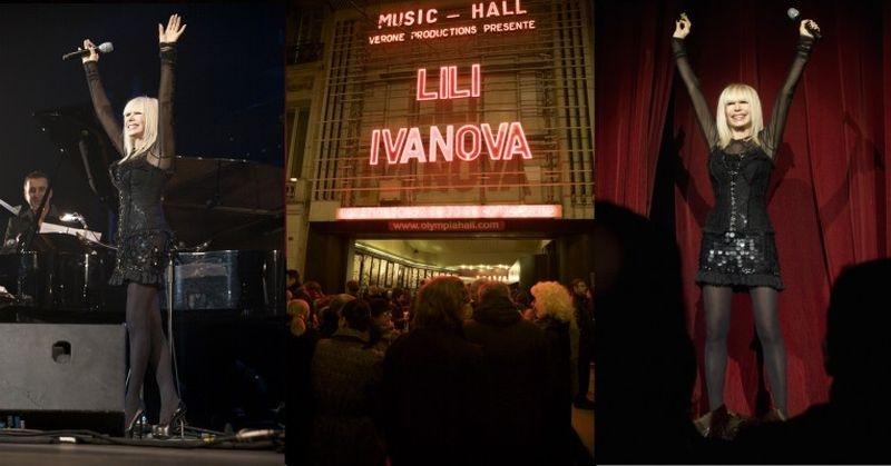 Турнето на Лили Иванова става европейско