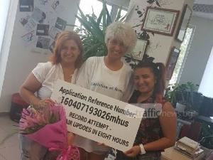 Официално: Фризьорка от Пазарджик счупи рекорда, влезе в Гинес ВИДЕО