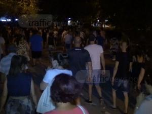 Първа вечер без протести в Асеновград ВИДЕО