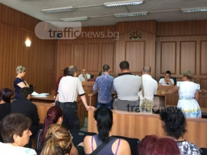 Отложиха делото за жестокото убийство на Милена от Куртово Конаре за октомври СНИМКИ