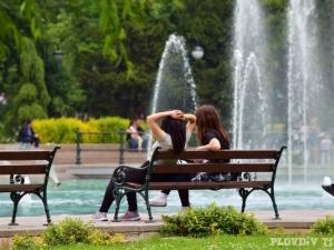 Пловдив най-топлия град с 40 градуса днес
