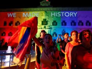 Узакониха еднополовите бракове в Малта