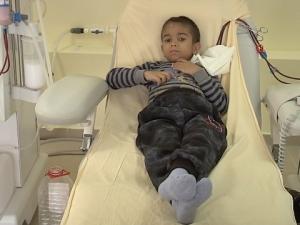 Лекарите са спасили и пикочния мехур на малкия Байрям