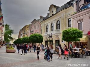 Пловдив - едно лудо приключение ВИДЕО