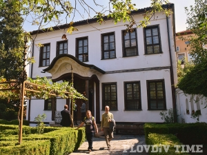 Къща в Стария Пловдив е приютявала крале и кралици СНИМКИ