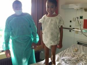 Щастлива развръзка! 9-годишният Байрям вече е на крака след трансплантацията в Германия