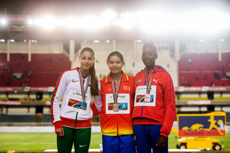 Сребърната Алекс Начева: Този медал е за всички българи