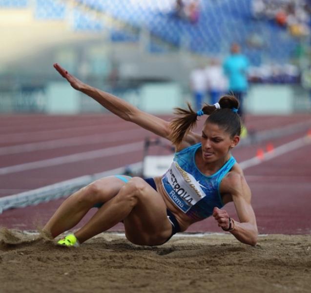 Габи Петрова с отличен резултат в Диамантената лига