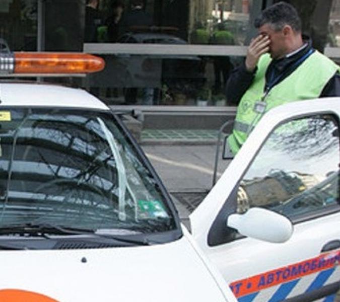 Шофьор не понесе акт, нахвърли се с юмруци на служители на ДАИ