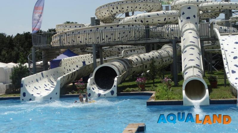 Търсачи на силни усещания влизат безплатно в Акваленд Пловдив - вижте как!