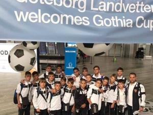 Децата на Локо започнаха с победа на Gothia Cup в Швеция