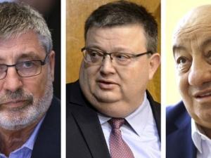 Нямало нищо нередно в срещата между Цацаров, Гергов и Сашо Дончев