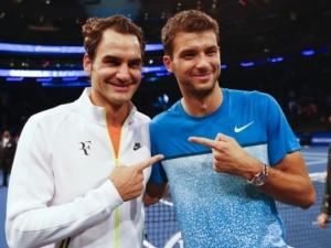 Федерер: Печеля, защото поколението на Гришо не е силно