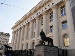 Сигнал за бомба в Съдебната палата в столицата