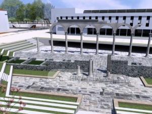 Форсират реконструкцията на централния пловдивски площад, трябва да е готов за 2 години
