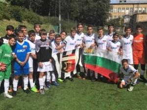 Децата на Локо на четвъртфинал след три победи за един ден