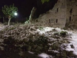 Българка се оказа в епицентъра на земетресението: Страшно е!