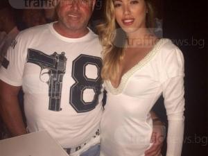 Обвинение за пловдивската танцьорка Даниела и приятеля й, спипани с 5 кг екстази СНИМКИ