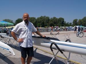 Лодки за 5 милиона евро на световното по гребане в Пловдив