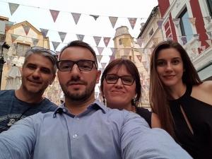 Пловдив ли е, чудо ли е! Антон Хекимян се захласна по магията на града ни СНИМКИ