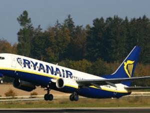 Ryanair пусна 500 000 места на цени от 14.99 евро