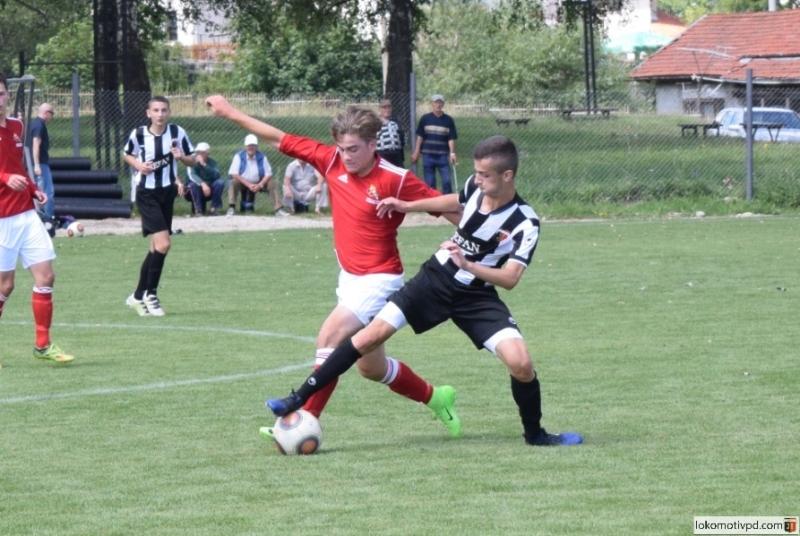 Юношите на Локо финалисти в турнира на Христо Бонев
