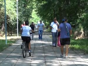 Парк Лаута – най-охраняваният в Пловдив! ВИДЕО