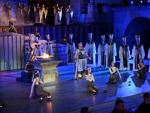 """Звездната Надя Кръстева закрива """"Opera Open"""" в """"Аида"""" на Античния театър"""